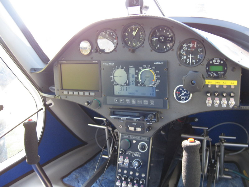 Pipistrel - UL 3-Axis Aircraft Img_7714