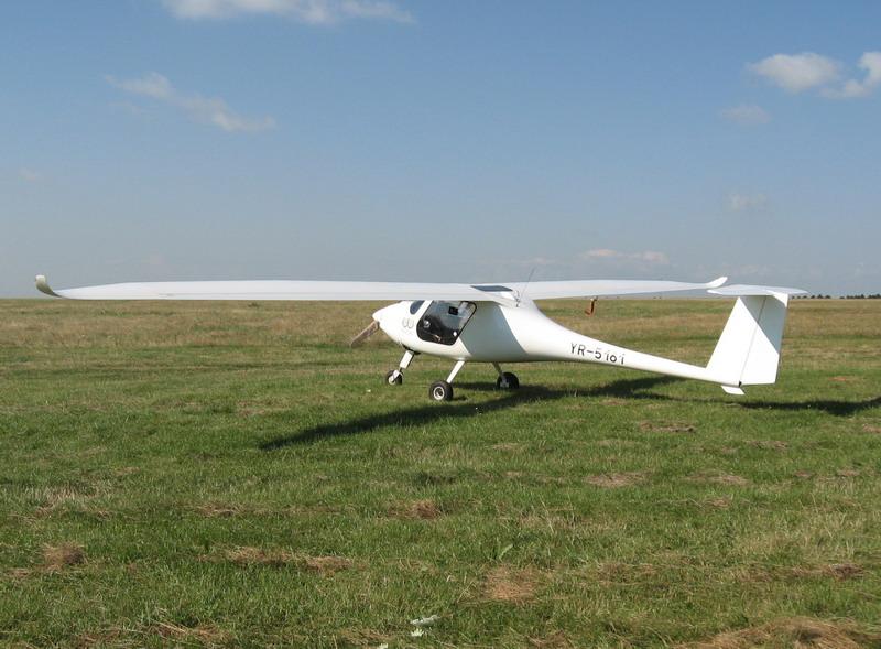 Pipistrel - UL 3-Axis Aircraft Img_7715