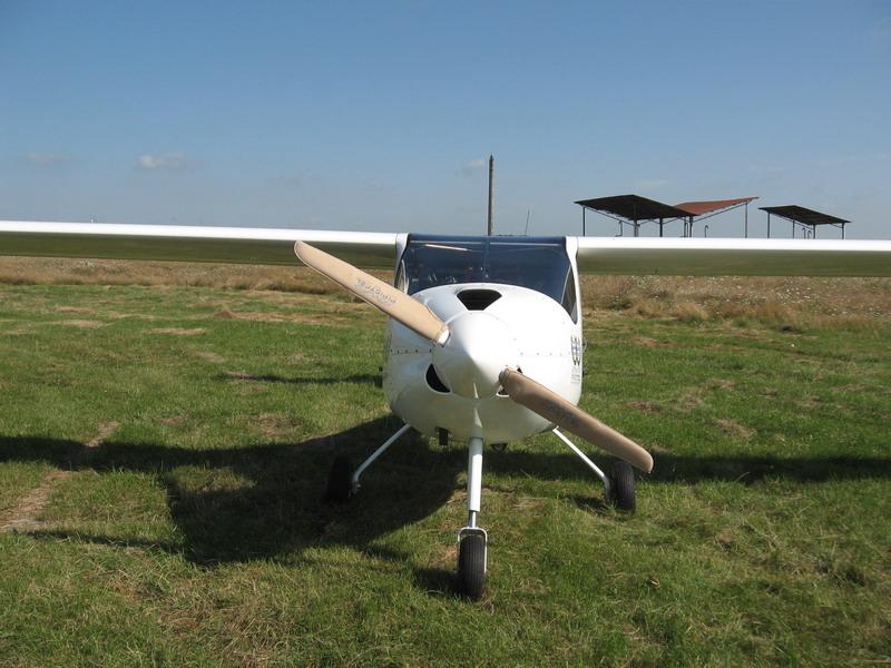 Pipistrel - UL 3-Axis Aircraft Img_7717