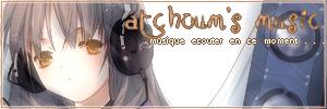 ~ Musique du moment Atchou11