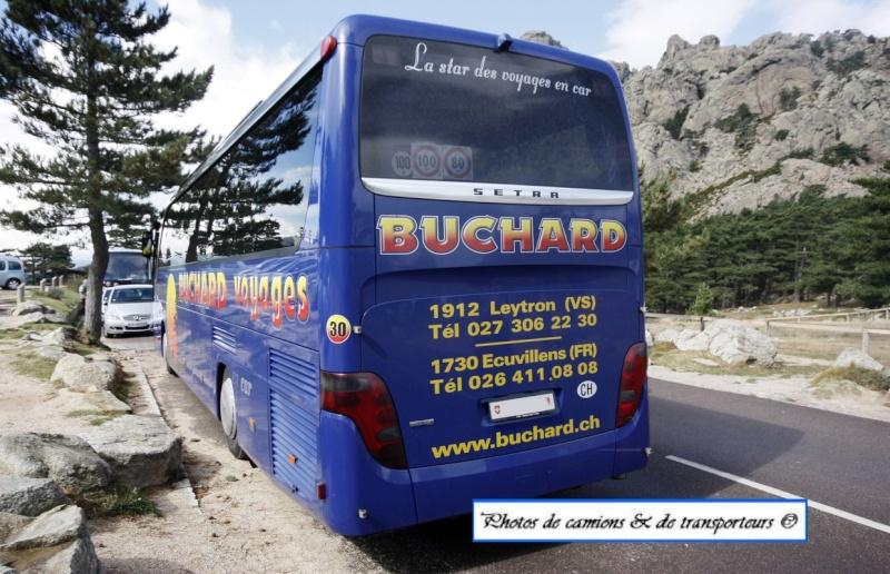 Cars et bus de la Confédération Helvétique  (Suisse) 0110