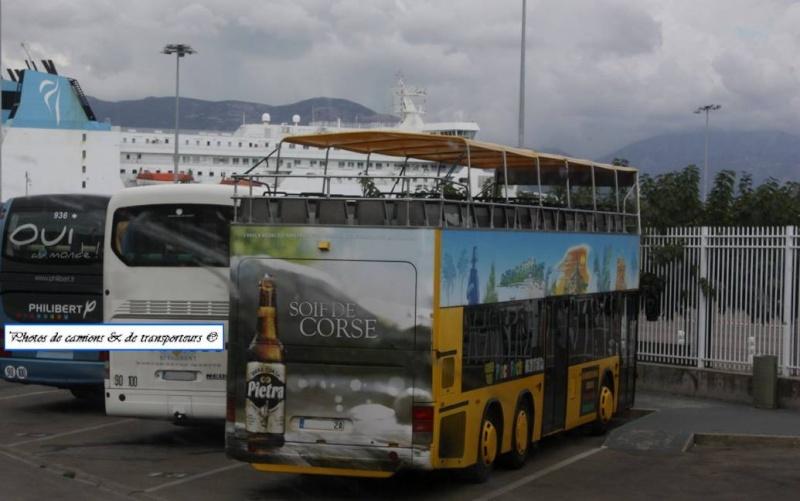 Cars et Bus de Corse 127