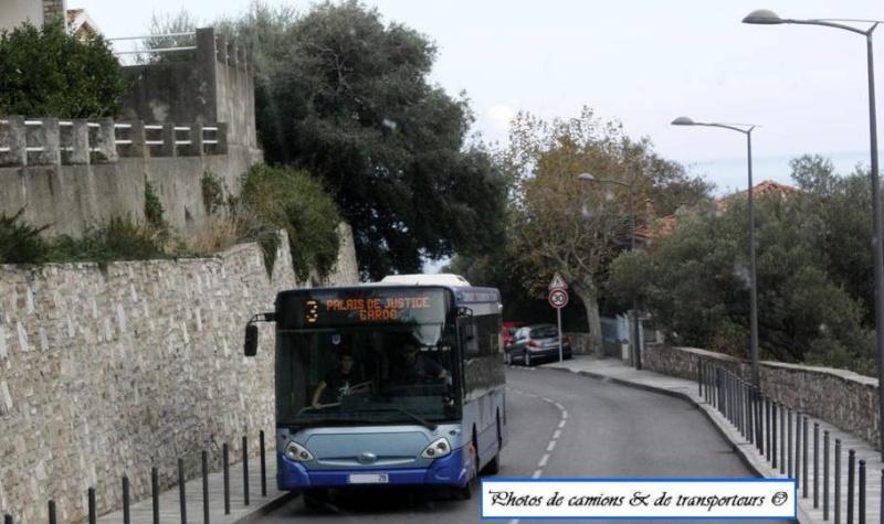 Cars et Bus de Corse 223