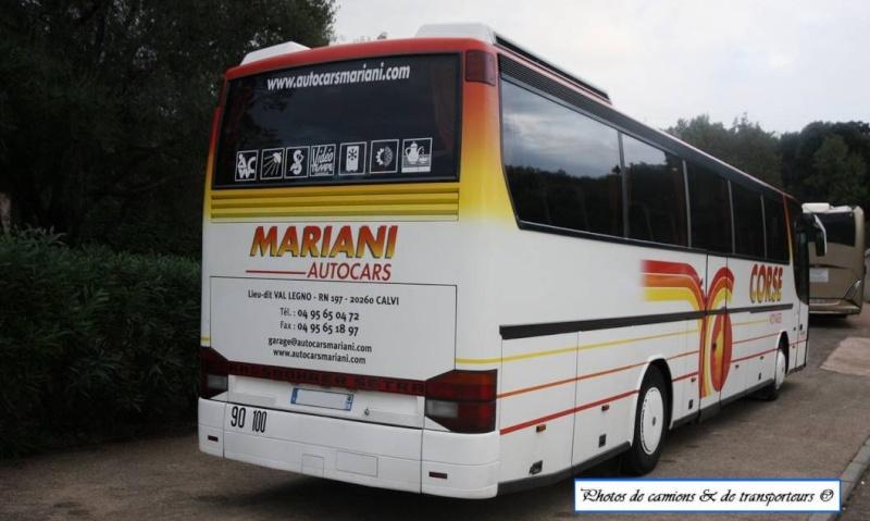 Cars et Bus de Corse 318