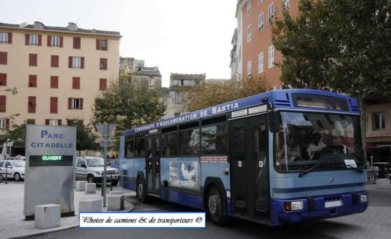 Cars et Bus de Corse 320
