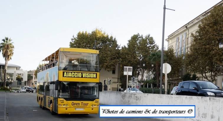Cars et Bus de Corse 321