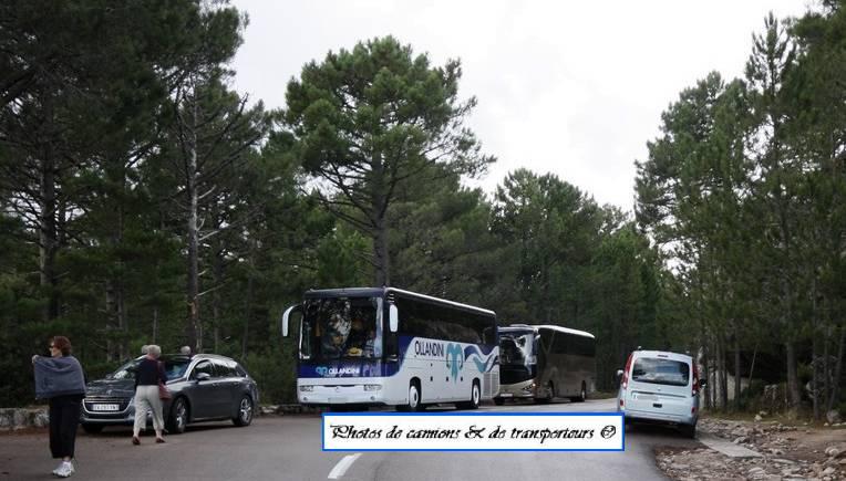 Cars et Bus de Corse 322