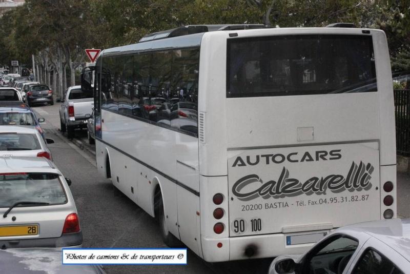 Cars et Bus de Corse 323