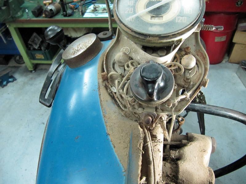 Les vieilles Harley....(ante 84) par Forum Passion-Harley - Page 2 _46fl-10
