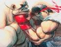 Ryu vs Akuma Limited Ryu-vs10