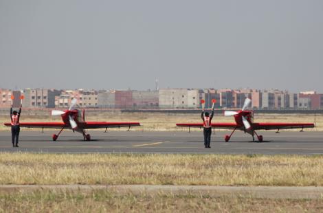 Photos des FRA à l'AeroExpo 2014 / RMAF in the Marrakech AirShow 2014 4files10