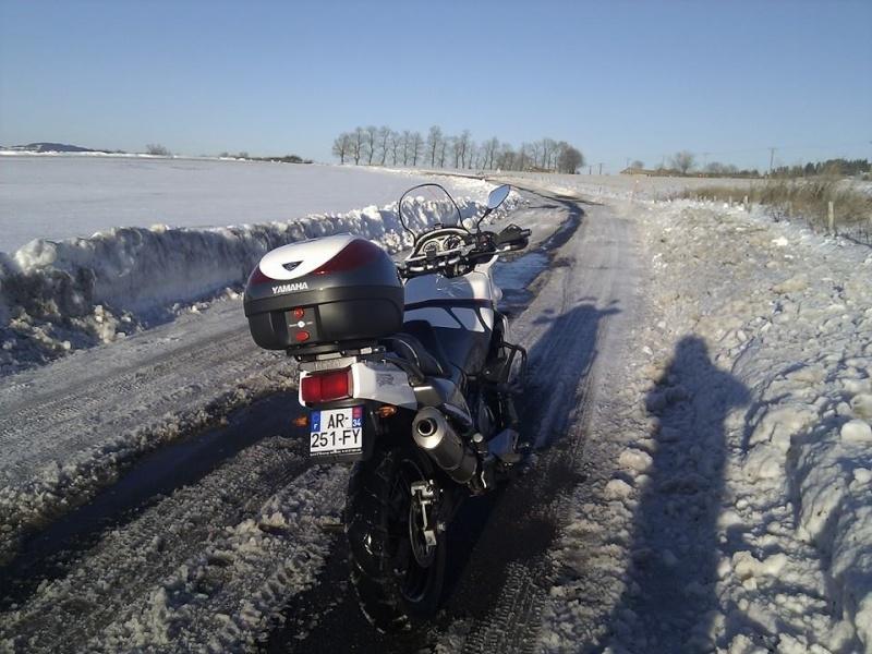 750 Super T dans la neige. 14601810