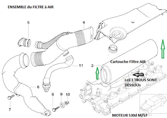 [ BMW E39 530D M57 an 1999 ] mayo au bouchon du remplissage d'huile + ac coups (résolu) - Page 2 13_ela10