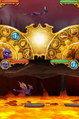 la légende de spyro : la naissance d'un dragon Screen11