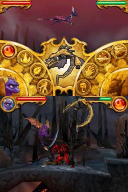 la légende de spyro : la naissance d'un dragon Screen12