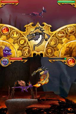 la légende de spyro : la naissance d'un dragon Screen13