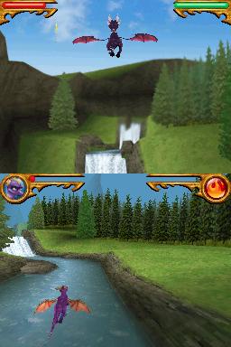 la légende de spyro : la naissance d'un dragon Screen16