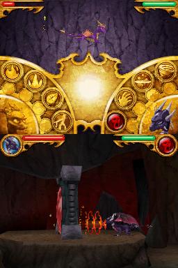 la légende de spyro : la naissance d'un dragon Screen19
