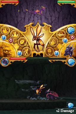 la légende de spyro : la naissance d'un dragon Screen22