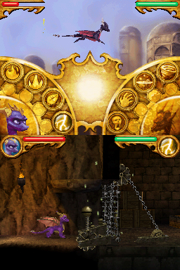 la légende de spyro : la naissance d'un dragon Screen23