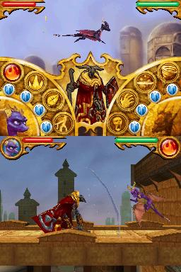 la légende de spyro : la naissance d'un dragon Screen26