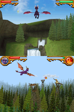 la légende de spyro : la naissance d'un dragon Screen27