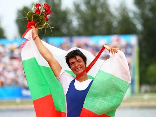 Румяна Нейкова е олимпийска шампионка! Rn310
