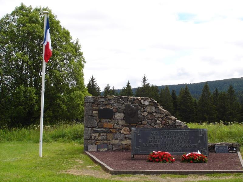 Le MONT-MOUCHET, haut lieu de la Résistance Mont_m12