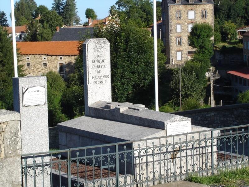 LE MONUMENT NATIONAL DU MONT-MOUCHET ET SON MUSEE Ossuai10