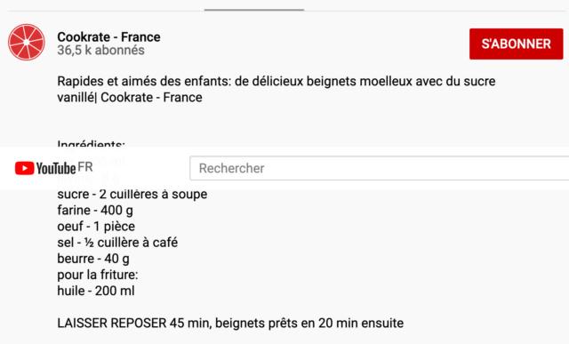 Délicieux beignets moelleux (Z06 / Madame) Screen15
