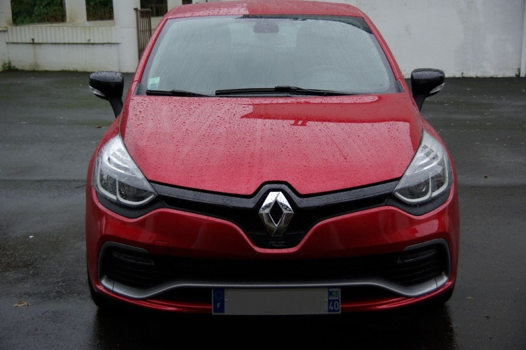 Ma Clio 4 RS Rouge flamme Imgp3114