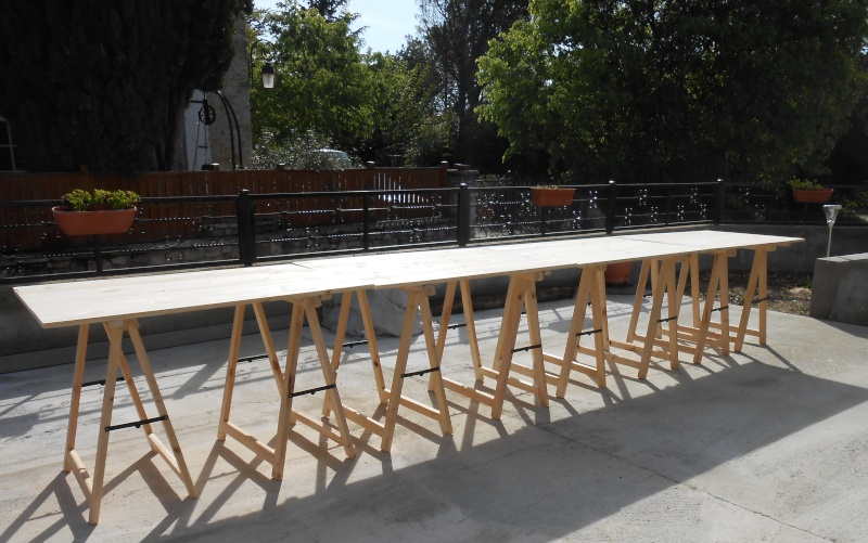 les tables et les bancs  Dscn1123
