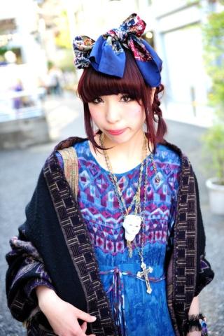 Modes japonaises Dolly110