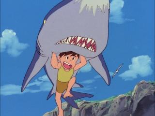 Conan Le Fils du Futur Shark10