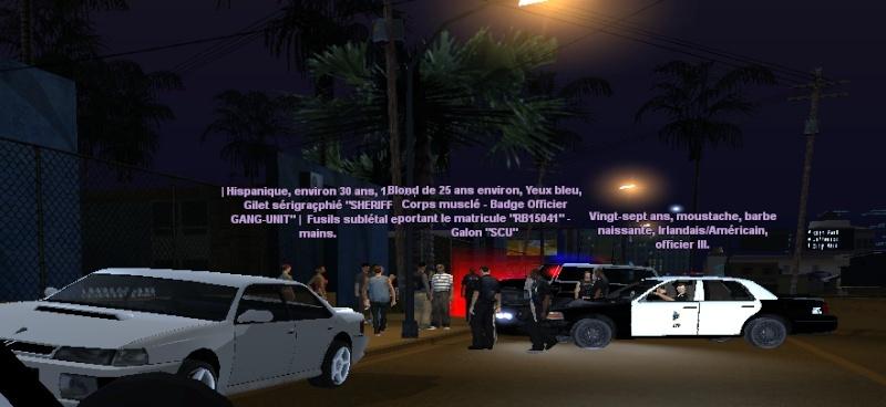 Communiqué Division South Central : Criminalité et prévention Ganton11