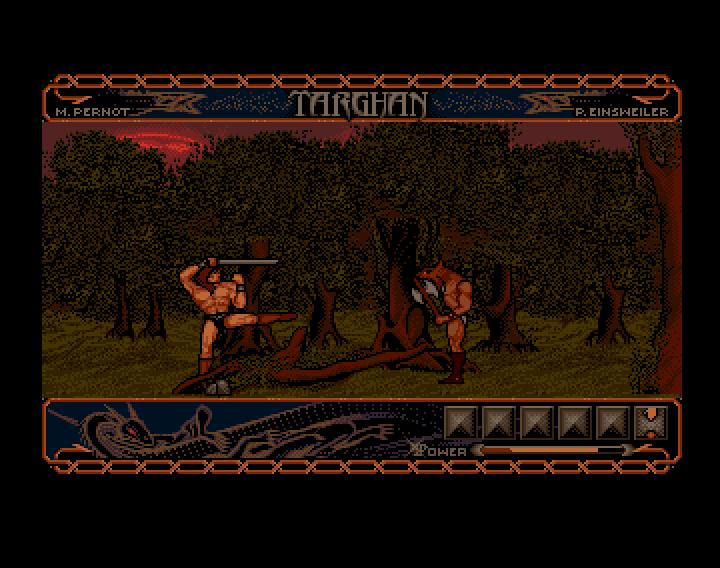 Barbarian...s Targha10