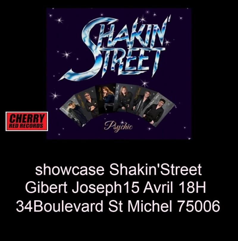 SHAKIN STREET Photo13