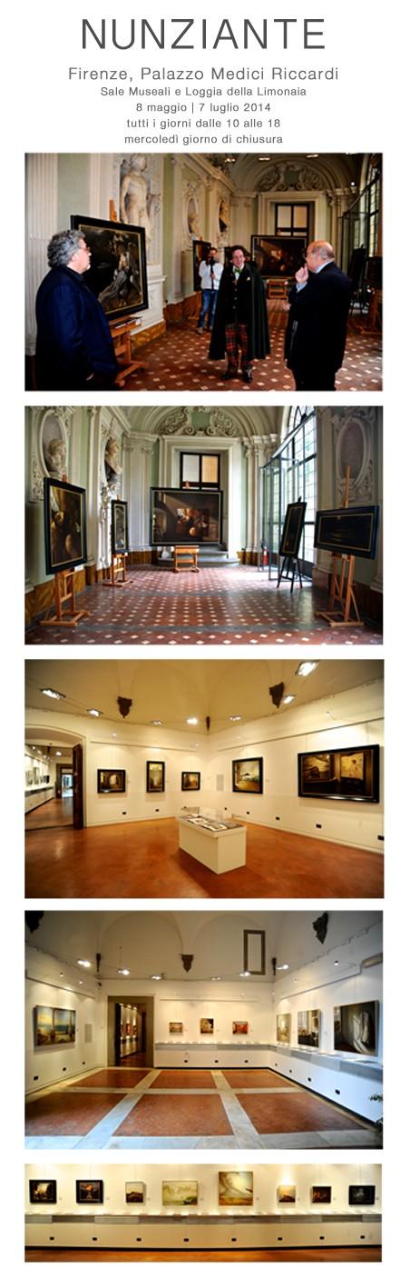 Dal 07 Maggio 2014 Nunziante a Palazzo Medici Riccardi - Firenze 16051410