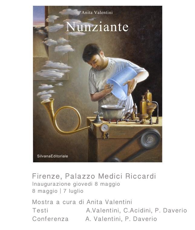 Dal 07 Maggio 2014 Nunziante a Palazzo Medici Riccardi - Firenze 18041411