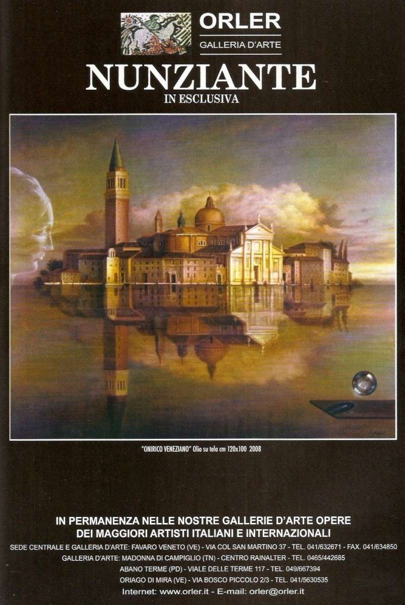 ARCHIVIO DELLE PUBBLICITA DEL MAESTRO SUI MENSILI D'ARTE - Pagina 12 2008_010