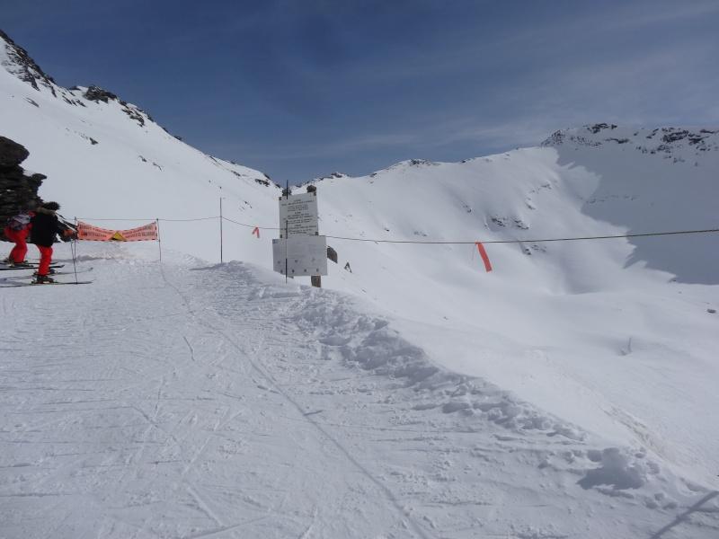 Fond des Fours -> Col de l'Iseran en traversée Dsc01116