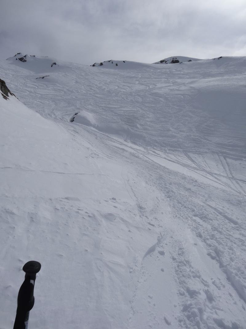 Fond des Fours -> Col de l'Iseran en traversée Dsc01214