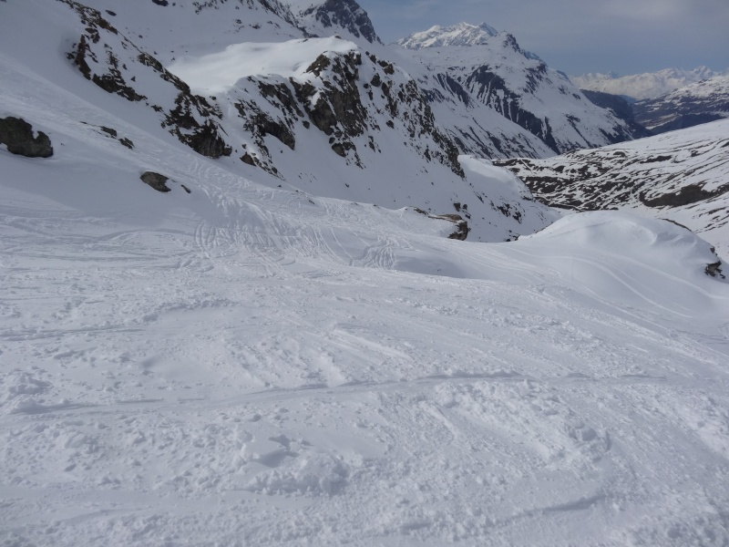 Fond des Fours -> Col de l'Iseran en traversée Dsc01215