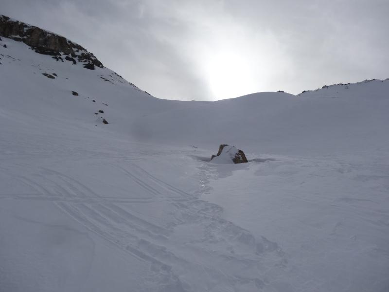 Fond des Fours -> Col de l'Iseran en traversée Dsc01219