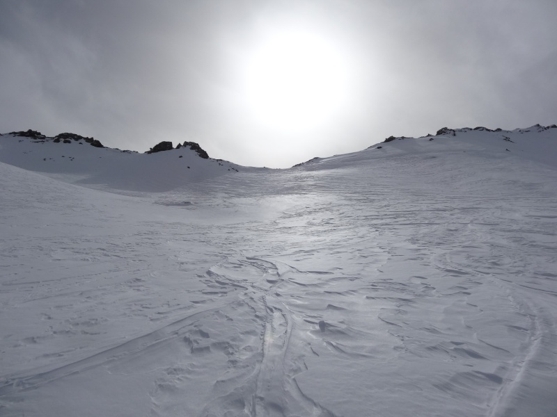 Fond des Fours -> Col de l'Iseran en traversée Dsc01220