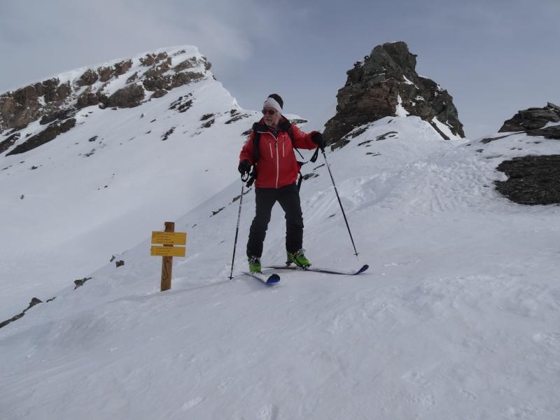 Fond des Fours -> Col de l'Iseran en traversée Dsc01221