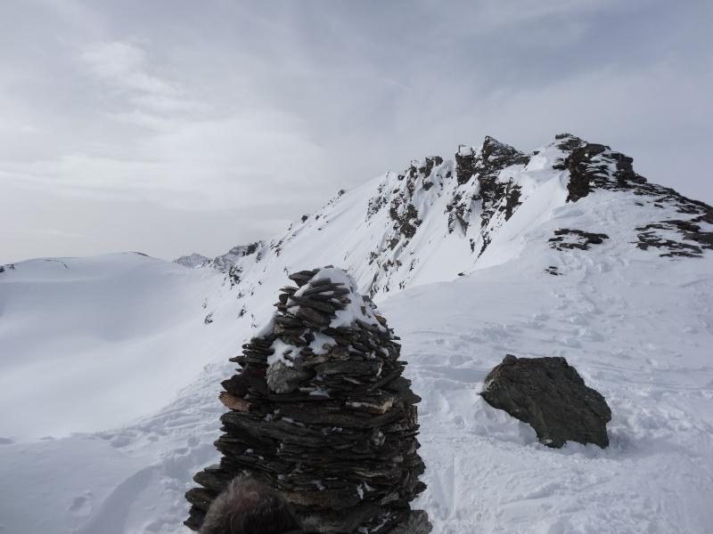 Fond des Fours -> Col de l'Iseran en traversée Dsc01222