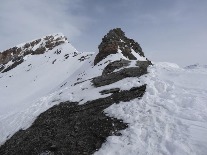 Fond des Fours -> Col de l'Iseran en traversée Dsc01223