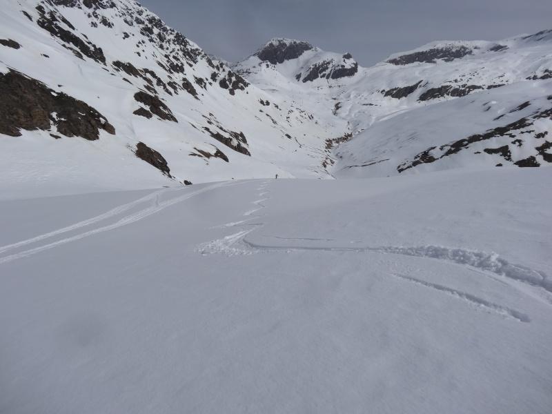 Fond des Fours -> Col de l'Iseran en traversée Dsc01225