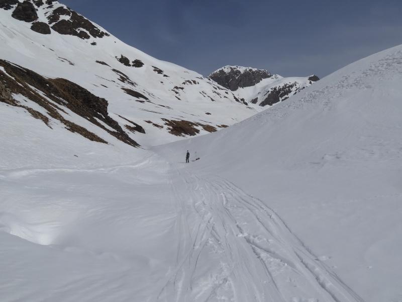 Fond des Fours -> Col de l'Iseran en traversée Dsc01227